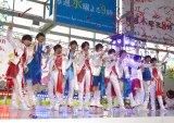 ライブの様子=第6回『テレビ朝日・六本木ヒルズ 夏祭り SUMMER STATION』キックオフイベント (C)ORICON NewS inc.