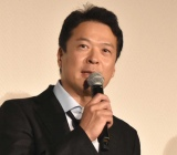 映画『新聞記者』完成披露上映会に出席した田中哲司 (C)ORICON NewS inc.