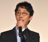 映画『新聞記者』完成披露上映会に出席した北村有起哉 (C)ORICON NewS inc.