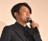 映画『新聞記者』完成披露上映会に出席した藤井道人監督 (C)ORICON NewS inc.
