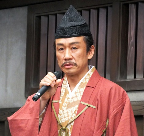 NHK大河ドラマ『麒麟がくる』の取材会に出席した西村まさ彦 (C)ORICON NewS inc.