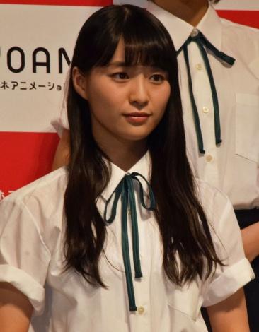 「≠ME」冨田菜々風 (C)ORICON NewS inc.