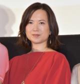 映画『いちごの唄』完成披露試写会イベントに参加した和久井映見 (C)ORICON NewS inc.