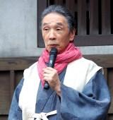 NHK大河ドラマ『麒麟がくる』の取材会に出席した堺正章 (C)ORICON NewS inc.