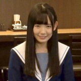 STU48からの卒業発表した門田桃奈 (C)ORICON NewS inc.