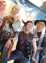 ミュージカル『リューン〜風の魔法と滅びの剣〜』プレスコールの模様 (C)ORICON NewS inc.