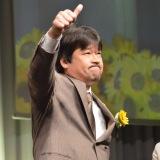 山里&蒼井の結婚知らず衝撃を受けていた佐藤二朗 (C)ORICON NewS inc.