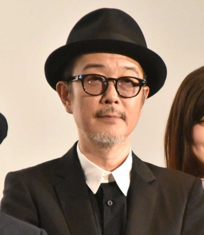 映画『凪待ち』の完成披露試写会に登壇したリリー・フランキー (C)ORICON NewS inc.