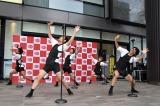 メジャーデビューシングル「唯我独尊SOUL」のリリース記念イベントを開催した東京力車 (C)ORICON NewS inc.
