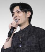 映画『明治東亰恋伽』完成披露イベントに出席した久保田悠来 (C)ORICON NewS inc.