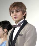 映画『明治東亰恋伽』完成披露イベントに出席した小林豊 (C)ORICON NewS inc.