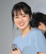 映画『明治東亰恋伽』完成披露イベントに出席した伊原六花 (C)ORICON NewS inc.