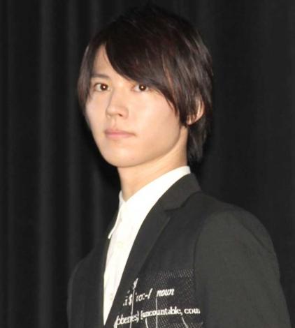 映画『明治東亰恋伽』完成披露イベントに出席した山崎大輝 (C)ORICON NewS inc.