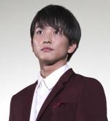 映画『明治東亰恋伽』完成披露イベントに出席した高橋真佳把 (C)ORICON NewS inc.