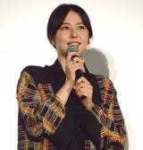映画『コンフィデンスマンJP』大ヒット御礼舞台あいさつにサプライズ登場した長澤まさみ (C)ORICON NewS inc.