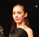 映画『Diner ダイナー』のジャパンプレミア舞台あいさつに登壇した土屋アンナ (C)ORICON NewS inc.