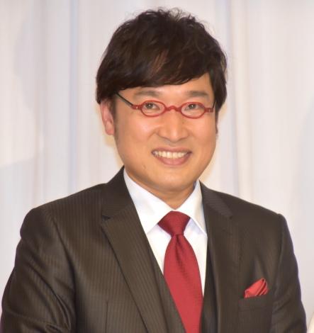 結婚会見を行った南海キャンディーズの山里亮太 (C)ORICON NewS inc.