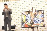 国際芸術コンペティション『アートオリンピア2019 結果発表式典』に出席したレイザーラモンHG (C)ORICON NewS inc.