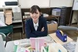 仕事にも恋愛にも興味がない吉村美月役の鈴木愛理(C)「I ターン」製作委員会