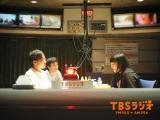TBSラジオ『JUNK 山里亮太の不毛な議論』の生放送の様子