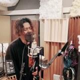 5月27日に初のシングル「My voice」(6月5日より配信も開始)を発売したKEISUKE