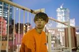 注目を集める男性シンガー・ソングライターの小林柊矢。現在、TikTokに約11万5000人、Instagramに約3万5000人のフォロワーがいる