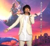 映画『アラジン』のスペシャル・ナイトイベントに出演した中村倫也 (C)ORICON NewS inc.