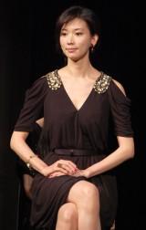 劇団EXILEの第5回舞台公演『レッドクリフ-愛』の製作発表会見に出席したリン・チーリン (C)ORICON NewS inc.
