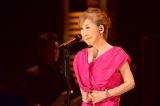 総合テレビ『SONGS』放送500回記念のゲストは高橋真梨子。6月15日放送。「BAD BOY」(C)NHK