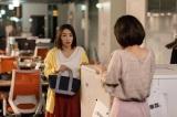 宗一(袴田吉彦)の妻・亜香里が現れ、あかり(筧美和子)と遭遇(C)ABCテレビ