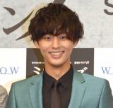 古谷一行に褒められ笑顔の藤ヶ谷太輔 (C)ORICON NewS inc.