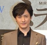 『連続ドラマW ミラー・ツインズSeason2』完成披露試写会に登壇した中村俊介 (C)ORICON NewS inc.