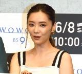 『連続ドラマW ミラー・ツインズSeason2』完成披露試写会に登壇した倉科カナ(C)ORICON NewS inc.