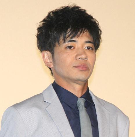 映画『空母いぶき』大ヒット御礼舞台あいさつに出席した和田正人 (C)ORICON NewS inc.