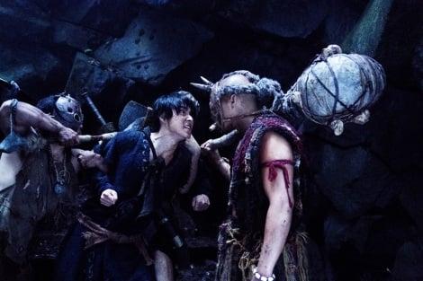 『キングダム』(C)原泰久/集英社(C)2019映画「キングダム」製作委員会