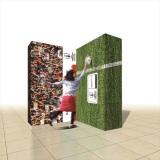 横浜・みなとみらいで『ラグビーワールドカップ2019開幕100日前イベント』6月15日・16日の体験イベント「トライフォト」(ランドマークプラザ)のイメージ