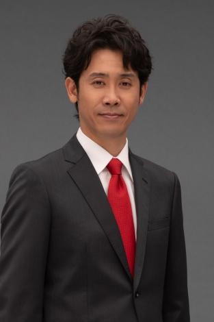 TBS 7月期ドラマ日曜劇場『ノーサイド・ゲーム』で主演を務める大泉洋(C)TBS