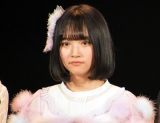 AKB48の矢作萌夏 (C)ORICON NewS inc.