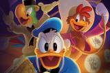 日本初公開の新作アニメーション・シリーズ『三人の騎士の伝説』「Disney DELUXE(ディズニーデラックス)」で独占配信中(C)2019Disney