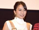 結婚を報告した黒川芽以 (C)ORICON NewS inc.