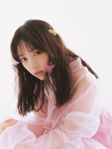 『bis』7月号に登場した乃木坂46・与田祐希