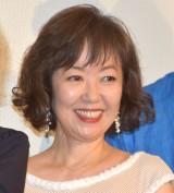 映画『エリカ38』公開記念舞台あいさつに登壇した浅田美代子 (C)ORICON NewS inc.