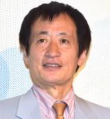映画『エリカ38』公開記念舞台あいさつに登壇した奥山和由氏 (C)ORICON NewS inc.