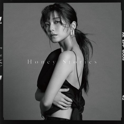 AAA宇野実彩子1stソロアルバム『Honey Stories』ジャケット写真【通常盤】CD+DVD(MusicVideo)