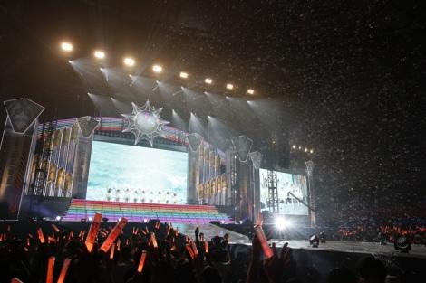 『Aqours 5th LoveLive! 〜Next SPARKLING!!〜』の模様