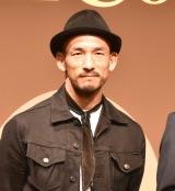 『SAKE COMPETITION2019』に出席した中田英寿 (C)ORICON NewS inc.
