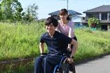 11日放送『パーフェクトワールド』に出演する松坂桃李、山本美月 (C)カンテレ