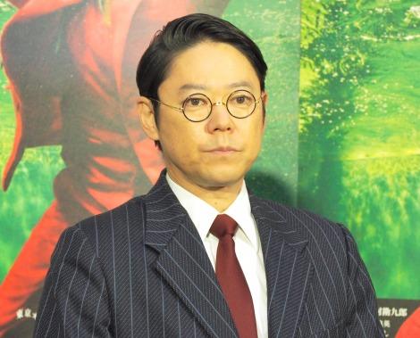 NHK大河ドラマ『いだてん』主役たすきリレー会見に出席した阿部サダヲ (C)ORICON NewS inc.