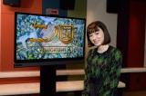 アニメ映画『二ノ国』のアフレコを行う永野芽郁(C)2019 映画「二ノ国」製作委員会