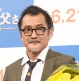 映画『ファイナルファンタジーXIV 光のお父さん』父の日記念イベントに出席した吉田鋼太郎 (C)ORICON NewS inc.